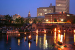 Waterfire, Providence Rhode Island