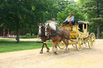 Stagecoach Ride, Old Sturbridge Village, Sturbridge, Massachusetts
