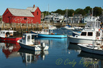 Rockport Harbor, Motif #1, Rockport Massachusetts