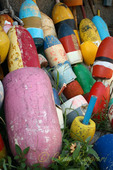 Well-used buoys