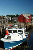 Boat maintenance, Rockport MA
