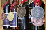 Winners from the wine competition