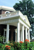 Monticello, home of Thomas Jefferson, Charlottesville Virginia