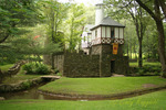 Pennsylvania castle, a 27 year project and backyard creation of Ron Hall, dubbed 'Valhalla'