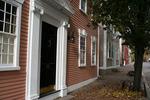 Historic Benefit Street, Providence Rhode Island