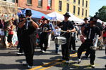 "The ""Hit Men"" perform at the Strawberry Festival, Owego New York"