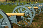 Cannons at Valley Forge National Historical Park, Pennsylvania