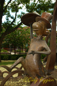 Dr. Seuss National Memorial Sculpture Garden, Springfield Massachusetts