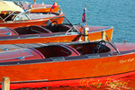 Antique Wooden Boats, Skaneateles Boat Show, NY