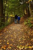 Hiking at Fillmore Glen State Park, Moravia NY