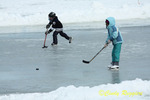 Ice Hockey, Lincoln Woods State Park, Rhode Island