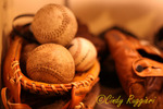 Old baseballs
