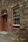 The Blacksmith Shop, Farmer's Museum, Cooperstown, New York