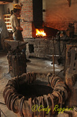 The Blacksmith Shop, Farmer's Museum, Cooperstown New York