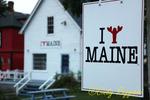 I Love Maine, Boothbay Maine