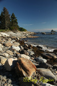 Ocean Point shoreline, Maine