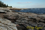 Ocean Point Coastline, Maine