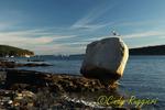 Balance Rock, Bar Harbor, Maine