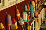 Buoys on the Building