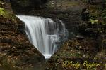Waterfall, Watkins Glen State Park, NY