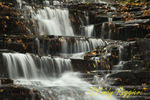 Waterfall, Finger Lakes Region, Owego NY