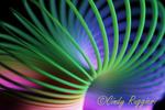 Neon Slinky