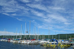 Watkins Glen Marina, Seneca Lake, New York