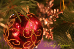 Glittery Christmas Ornament