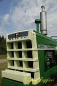 Vintage tractor, Oliver Grill