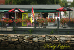 Historic Wickford RI, Waterside Dining 