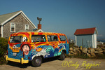 Artwork Van, Block Island, RI