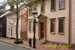 Historic Benefit Street, Providence Rhode Island  