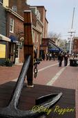 Newport Rhode Island Street Scene