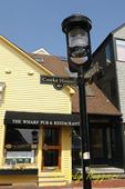 Wharf Restaurant, Newport Rhode Island