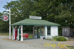 Restored Gas Station, Warren Center, PA