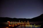 Starry Night at Heart Lake, Adirondack region, New York