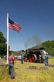 Steam Show, Vintage Tractor