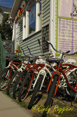 Bikes for rent, Hammondsport NY