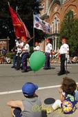 Strawberry Festival Parade Owego, NY