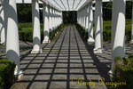 Walkway at Sonnenberg Gardens, Canandaigua, New York
