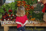 Young girl at the Farmer's Market
