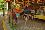 Empire State Carousel, Farmer's Museum, Cooperstown, NY