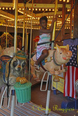 The Farmer's Museum, Cooperstown, NY, the Empire State Carousel