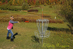 A round of Disc Golf, The Apple Farm, Spartan Course, Victor New York