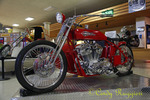 Classis Harley-Davidson, Motorcyclepedia Museum, Newburgh NY