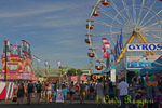 New York State Fair Midway