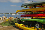 Block Island New Harbor, Rhode Island, kayak rentals