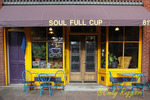 Soul Full Cup, trendy coffee shop in Corning New York