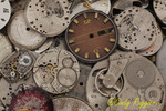 Old Watch Parts