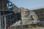 Monster Monument at Victory Plaza, Dover International Speedway, Dover Delaware